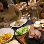 sierre-anniviers grimentz hotel alpina dinner