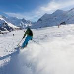 Sierre-anniviers zinal ski area