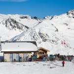 Sierre-anniviers zinal slope restaurant