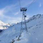 Sierre-anniviers zinal cabin lift