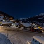 Sierre-anniviers grimentz alpine village