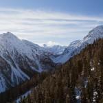 sierre-anniviers grimentz scenery