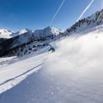 Sierre-anniviers grimentz downhill skiing
