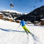 Sierre-anniviers grimentz skiing resort