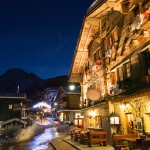 Sierre-anniviers grimentz restaurant-hotel becs de bosson