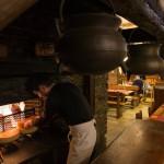 sierre anniviers grimentz restaurant hotel becs de bosson