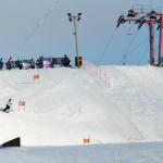 simpsiö hiihtokeskus suomi-slalom