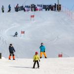 simpsiö hiihtokeskus suomi-slalom pujottelu