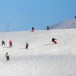 simpsiö hiihtokeskus rinteet