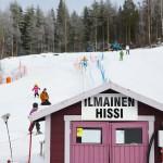 simpsiö hiihtokeskus ilmainen hissi