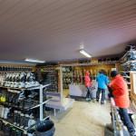 simpsiö hiihtokeskus vuokraamo