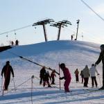 simpsiö hiihtokeskus laskettelu