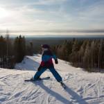simpsiö hiihtokeskus lapsille
