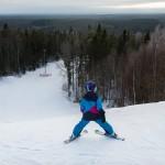 simpsiö hiihtokeskus musta rinne