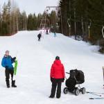 simpsiö hiihtokeskus perherinne