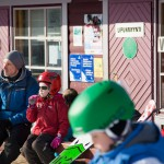 simpsiö hiihtokeskus laskettelijat
