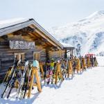 davos Skihütte Gruobenalp