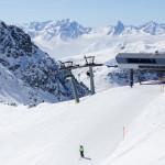 Davos ski resort