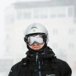 davos parsenn skier