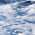 livigno skiercross track