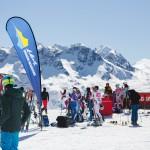 St. Moritz ski run