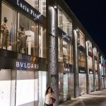 st. Moritz shopping street