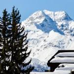 St. Moritz mountain