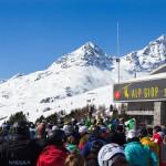 St. Moritz gondola