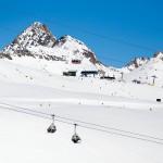 St. Moritz gondola mountain