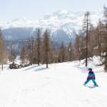 St. Moritz celerina slope
