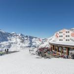 St. Moritz diavolezza pers glacier