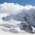 St. Moritz diavolezza morteratsch glacier