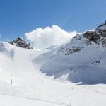 St. Moritz diavolezza ski center