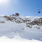 St. Moritz diavolezza top station