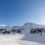 St. Moritz diavolezza ski resort