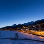 St. Moritz dorf night
