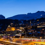 St. Moritz dorf city