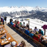 St. Moritz restaurant at slopes