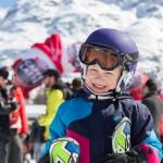 St. Moritz children