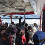 St. Moritz corviglia gondola