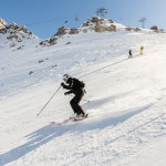 St. Moritz corviglia black run