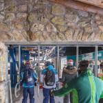 St. Moritz corviglia ski center