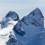 St. Moritz corvatsch alps