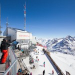 St. Moritz corvatsch top platform