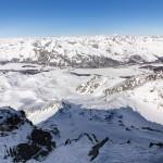 St. Moritz corvatsch area