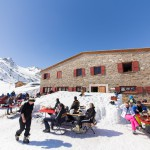 St. Moritz corvatsch fuorcla surlej mountain hut