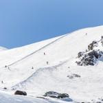 St. Moritz corvatsch slopes