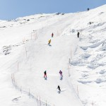 St. Moritz corvatsch slope