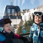 St. Moritz corviglia for families