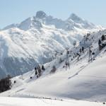 St. Moritz gondola marguns celerina